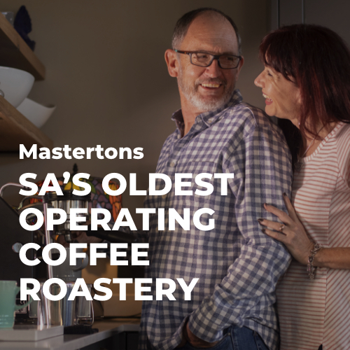 Our Work | Mastertons - SA's Oldest Operating Coffee Roastery